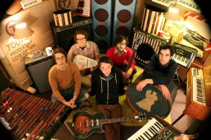 THE SPINTO BAND PREMIERE: 'KIND OF A GIRL' + INTERVIEW