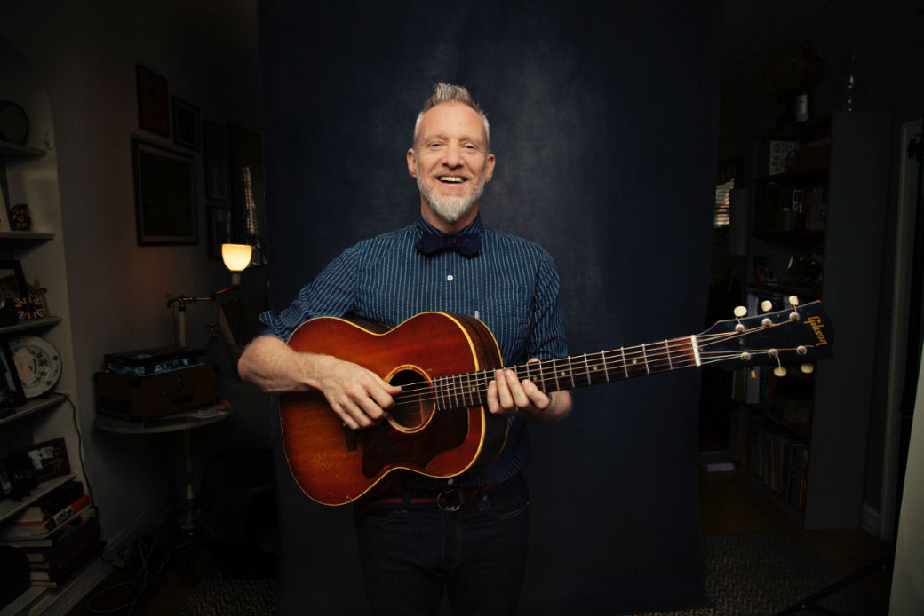 CHRIS BARRON TAKES SOLO SPIN WITH 'ANGELS AND ONE-ARMED JUGGLERS'
