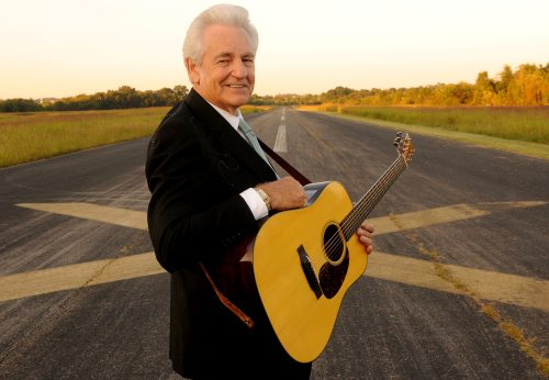DEL McCOURY RECALLS PENNSYLVANIA ROOTS AHEAD OF BUCKNELL PERFORMANCE