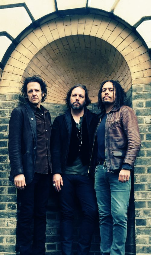 RICH ROBINSON 'HAVING FUN' AGAIN WITH MAGPIE SALUTE