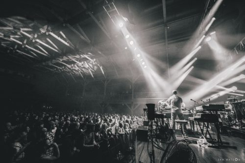 UMPHREY'S MCGEE CELEBRATES 20 YEARS WITH PENN'S PEAK SHOW