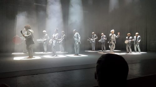DAVID BYRNE'S ONCE-IN-A-LIFETIME PERFORMANCE THRILLS KIRBY CENTER CROWD