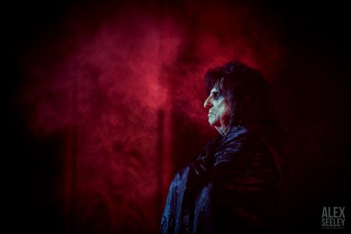 ALICE COOPER SELLS OUT KIRBY CENTER — AGAIN — WITH 'PARANORMAL' PERFORMANCE