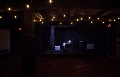 KARL HALL GEARS UP FOR OPENING NIGHT: ALL-AGES VENUE HOPES TO BECOME 'CORNERSTONE'