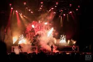 SLAYER GOES OUT ON TOP WITH SOME HELP FROM LAMB OF GOD, TESTAMENT, ANTHRAX and NAPALM DEATH