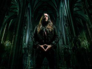 TESTAMENT'S ERIC PETERSON RESURRECTS DRAGONLORD, ENTERS FANTASY 'DOMINION'