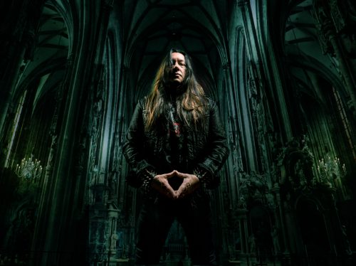 TESTAMENT'S ERIC PETERSON RESURRECTS DRAGONLORD, ENTERS FANTASY 'DOMINION'