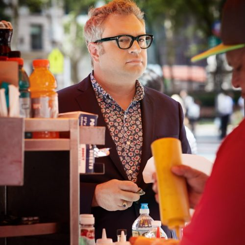 STEVEN PAGE: AN EX-BARENAKED LADY CONTINUES TO HEAL HIMSELF