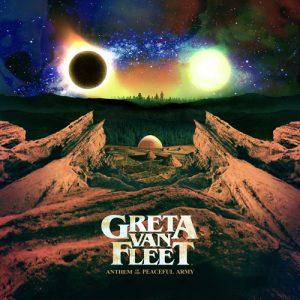 GRETA VAN FLEET HONORS ITS FOREFATHERS ON DEBUT ALBUM