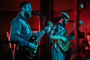 MIZ & THE NATIONAL RESERVE BRING ROOTS ROCK JAMS TO KIRBY CENTER