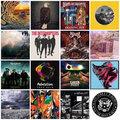 MAIN ST. JUKEBOX'S TOM LEFEVRE'S FAVORITE ALBUMS OF THE YEAR