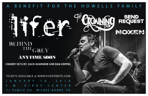 AFTER DEVASTATING FIRE, MUSIC COMMUNITY HELPS NEPA SCENE FOUNDER'S FAMILY WITH BENEFIT CONCERT