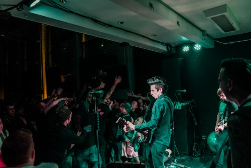 ANTI-FLAG, SWISS ARMY, ESTA CODA & ROYAL HELL AT STAGE WEST IN SCRANTON