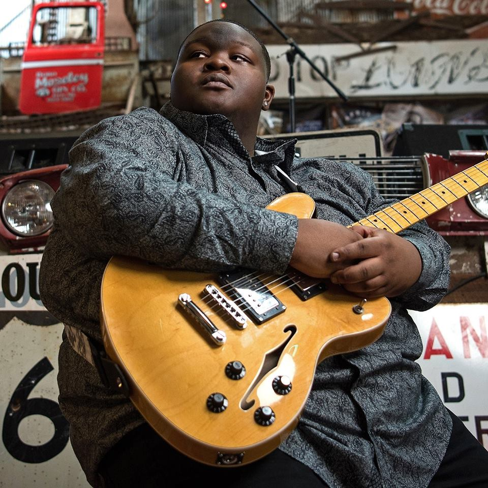 RISING BLUES STAR KINGFISH ON BUDDY GUY, NIKKI SIXX and HIS BROAD MUSICAL TASTES