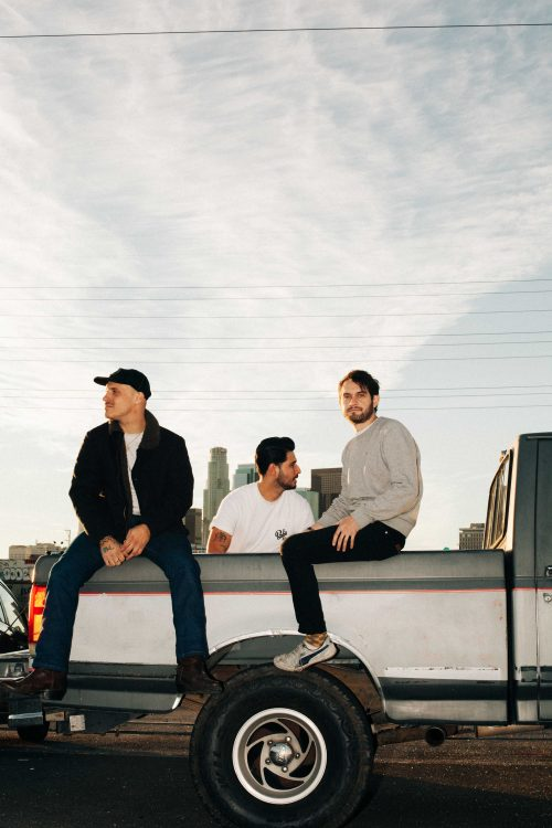TOGETHER PANGEA BROADENS ITS HORIZONS ON COMPANION EPs