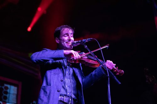 ANDREW BIRD AT BROOKLYN STEEL