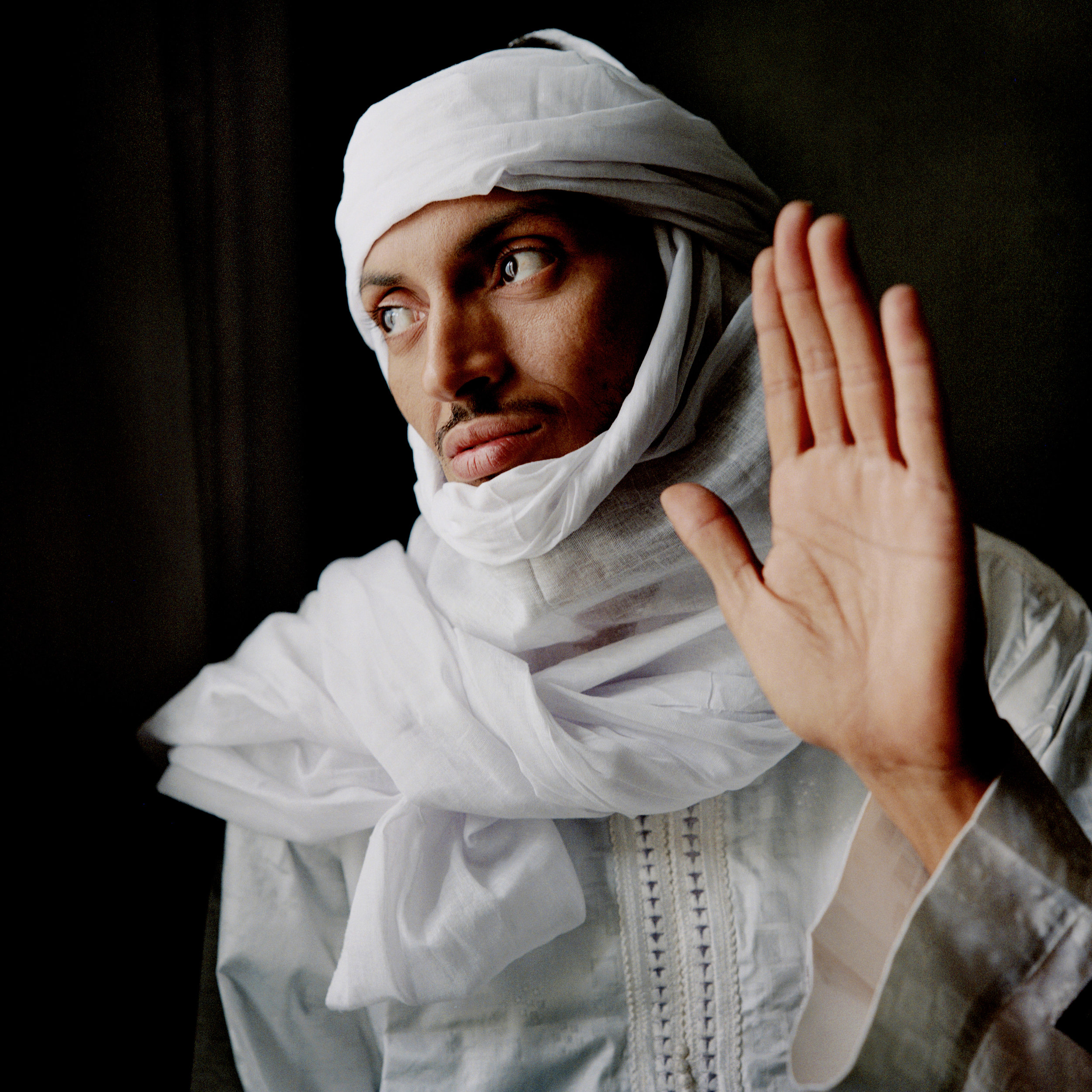 BOMBINO BRINGS AWARENESS TO HIS 'ENDANGERED' CULTURE THROUGH MUSIC