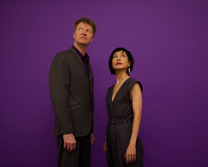 NELS CLINE and YUKA C. HONDA EMBRACE THE RANDOMNESS OF CUP
