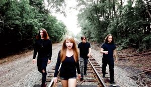 KALI MA AND THE GARLAND OF ARMS ARE ON THE 'CUSP' (SONG PREMIERE)