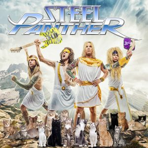 STEEL PANTHER: 'WE HAVE ALL THE DISEASES'