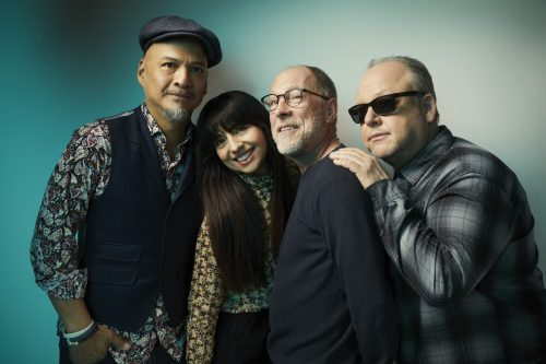 PIXIES' JOEY SANTIAGO: 'WE WERE A BUNCH OF BRATS'