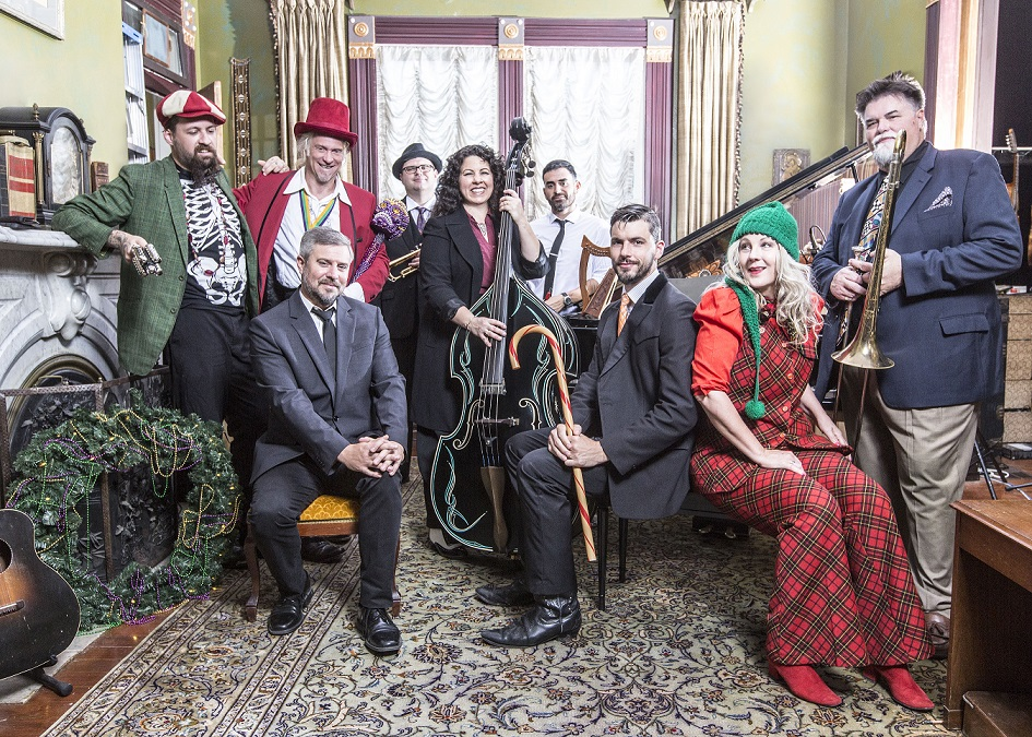 SQUIRREL NUT ZIPPERS KEEP IT 'SUBVERSIVE AND CRAZY,' EVEN FOR CHRISTMAS