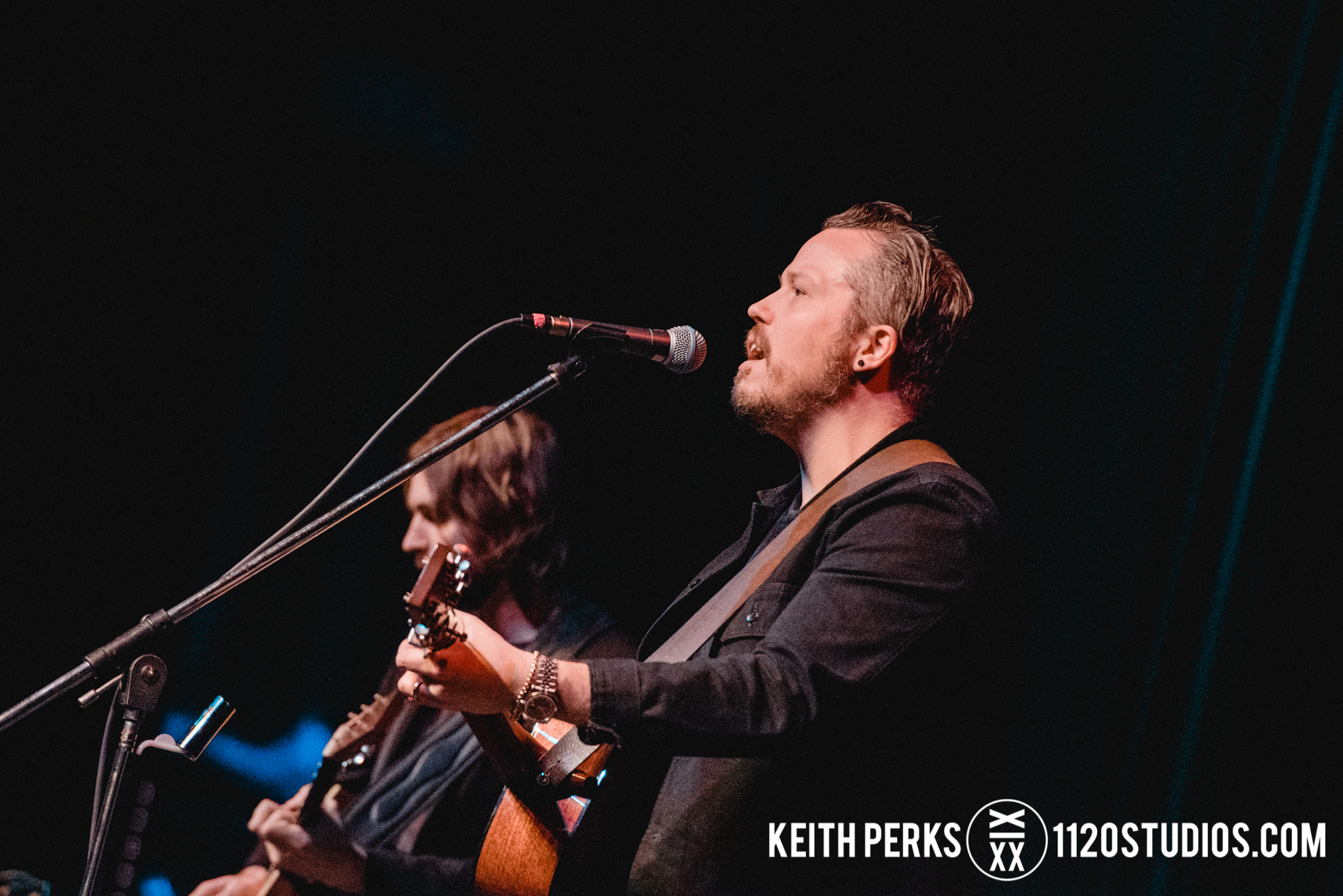 JASON ISBELL AT KIRBY CENTER WITH KEVIN MORBY