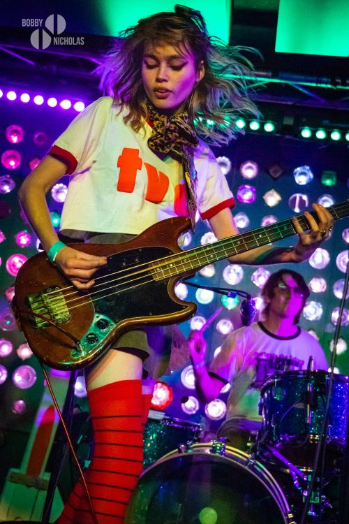 THE PARANOYDS ARE MORE THAN 'ALL RIGHT' IN WILLIAMSBURG
