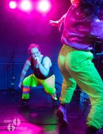 HAR MAR SUPERSTAR, SABRINA ELLIS BRING THE FUN TO BROOKLYN AS HEART BONES