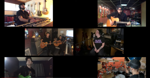 BREAKING BENJAMIN ALUMNI, MEMBERS OF CANDLEBOX & COLD COVER FILTER'S 'TAKE A PICTURE'