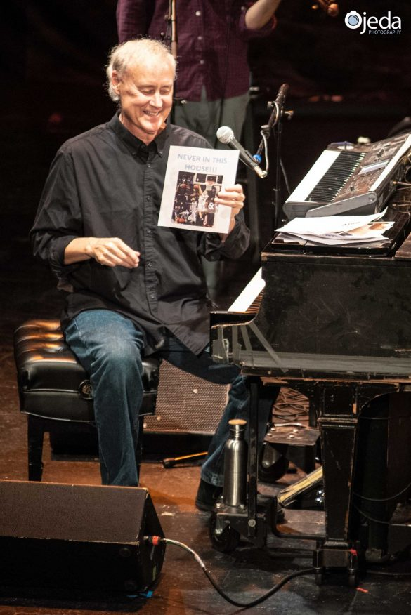 BRUCE HORNSBY TALKS NEW ADVENTUROUS ALBUM, WORKING WITH THE SHINS' JAMES MERCER