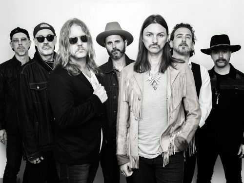 ALLMAN BETTS BAND HONOR THEIR FATHERS' LEGACY BUT STAKE OUT FRESH TERRITORY TOO