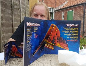 RICK WAKEMAN IS OVER THE MOON ABOUT EPIC NEW MARS ALBUM